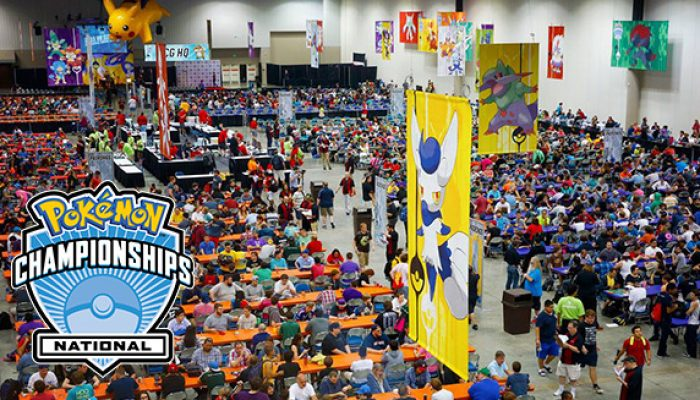 Pokémon: 'Register for the Pokémon US National Championships'