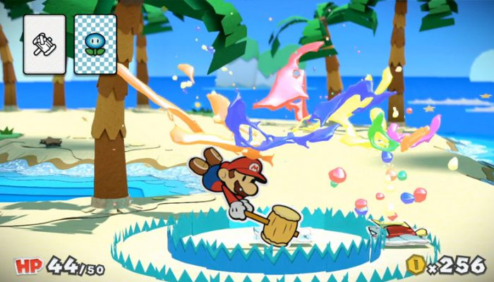 Nintendo Treehouse Live @ E3 2016 (Day 2) – Paper Mario: Color Splash