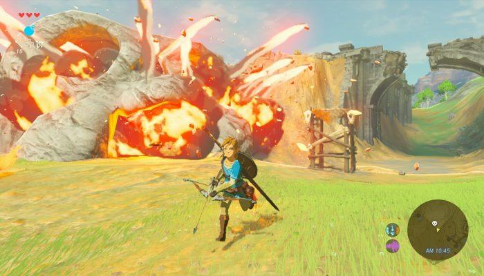 Nintendo France : 'Nintendo offre aux joueurs une liberté inédite dans l'aventure The Legend of Zelda : Breath of the Wild'