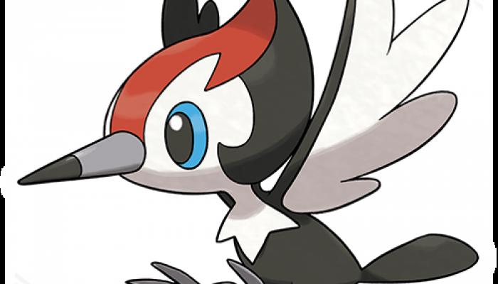 Pokémon Sun & Moon – Pikipek