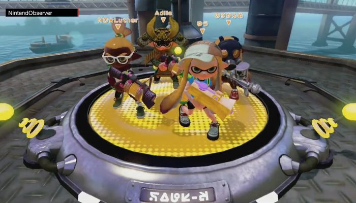 Splatoon, Legacy Splats #2: Playing Splatoon.