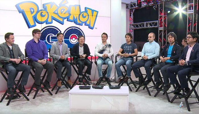 Nintendo Treehouse Live @ E3 2016 (Day 2) – Pokémon Go