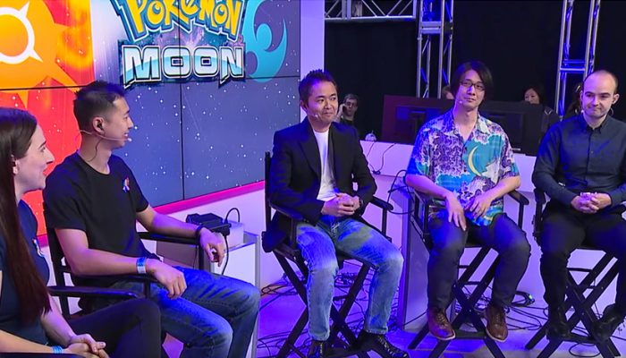 Nintendo Treehouse Live @ E3 2016 (Day 1) – Pokémon Sun and Pokémon Moon