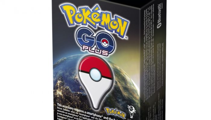 Pokémon Go Plus available for pre-order on Nintendo Online Store