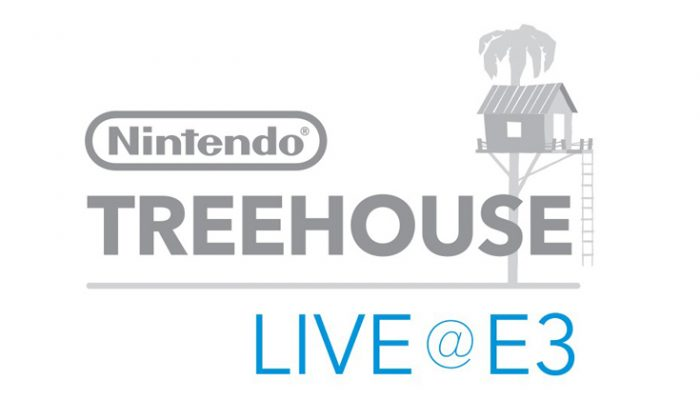 NoA: 'Tune in June 14-15 for two days of Nintendo Treehouse: Live at E3'