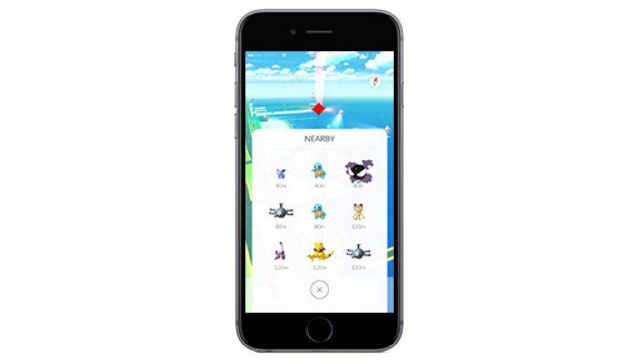 Pokémon Go – Third Batch of Official Screenshots
