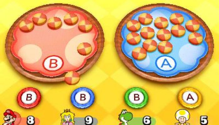 Mario Party: Star Rush – Official E3 2016 Screenshots