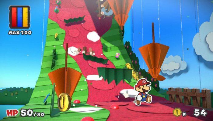 Paper Mario: Color Splash – Official E3 2016 Screenshots