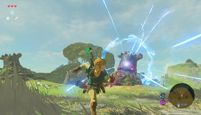 The Legend of Zelda: Breath of the Wild – Official E3 2016 Screenshots