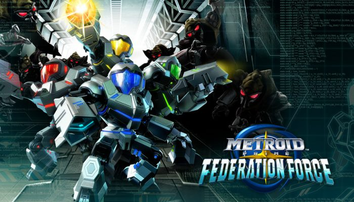NoE: 'Become a force to be reckoned with at our updated Metroid Prime: Federation Force gamepage!'