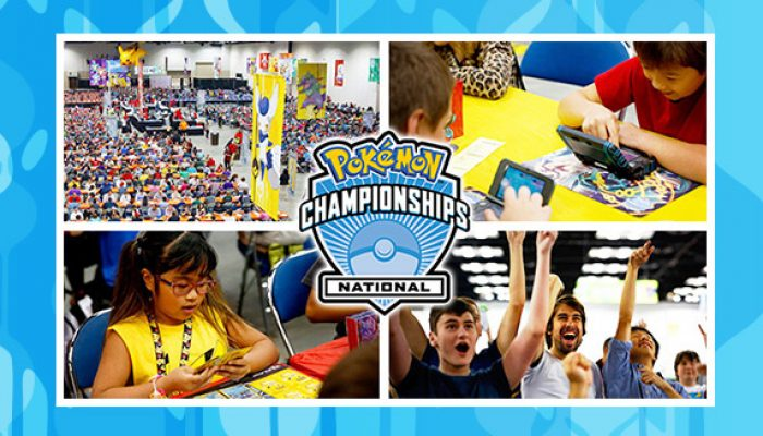 Pokémon: 'The Pokémon US National Championships Are Coming Soon'
