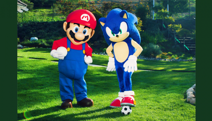 NoA: 'Host your own Olympic Games with Mario & Sonic on Wii U'