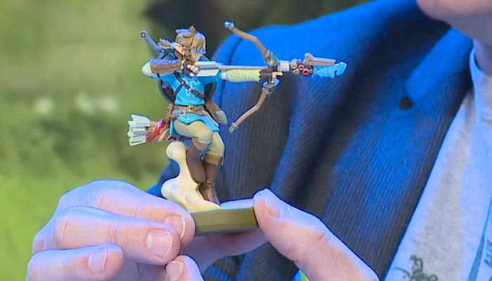 Nintendo Treehouse Live @ E3 2016 (Day 1) – Breath of the Wild amiibo