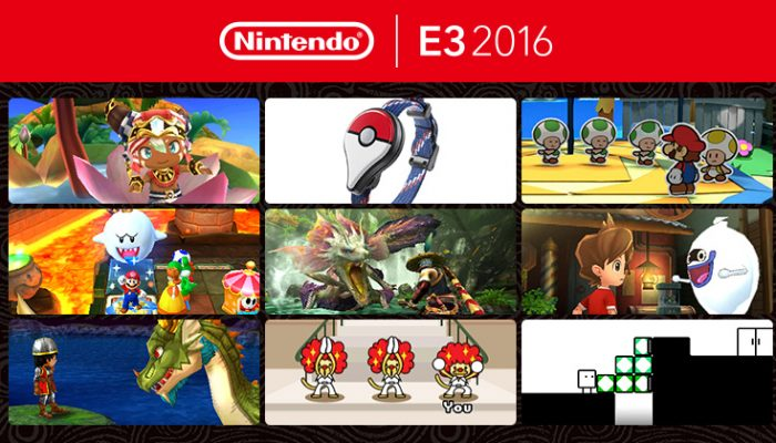 NoA: 'Nintendo Treehouse: Live at E3 highlights upcoming Wii U and Nintendo 3DS releases'