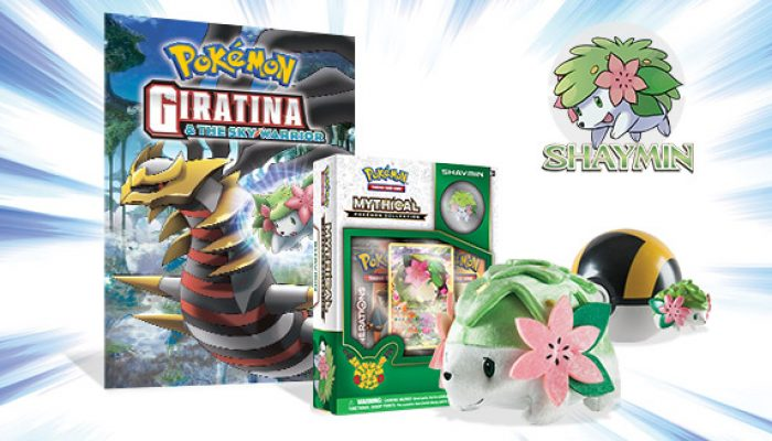 Pokémon: 'The Gratitude Pokémon Graces July!'
