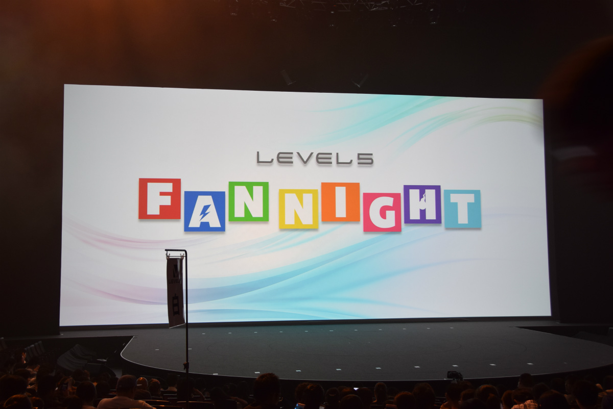 Level-5 Fan Night