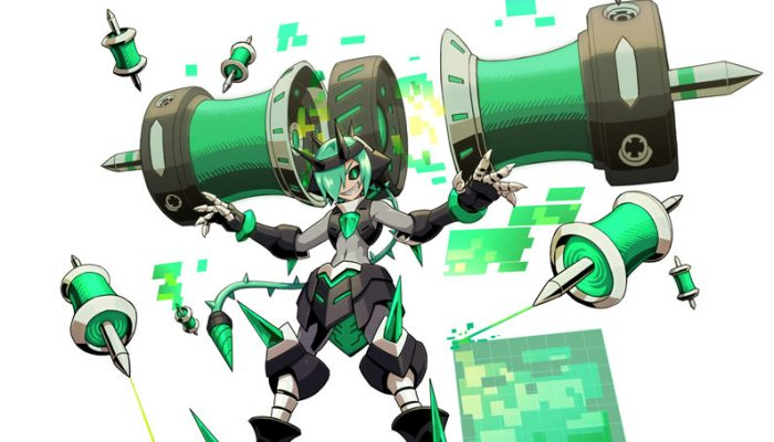 Inti Creates: 'A Look At The Story And Three New Characters From Azure Striker Gunvolt 2'
