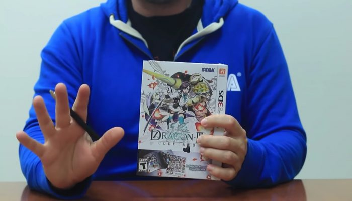 7th Dragon III Code: VFD – Official Unboxing