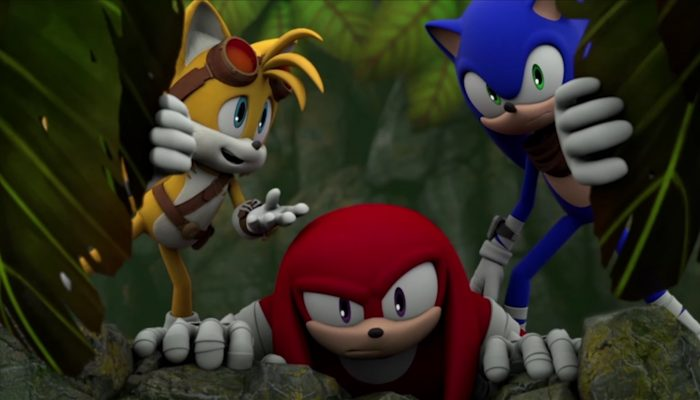 Sonic Boom: Fire & Ice – Latest Japanese Trailers