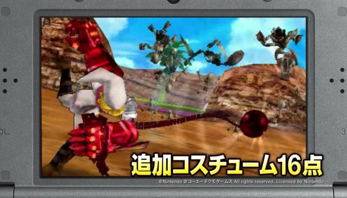 Hyrule Warriors Legends – Japanese Link's Awakening Pack Trailer