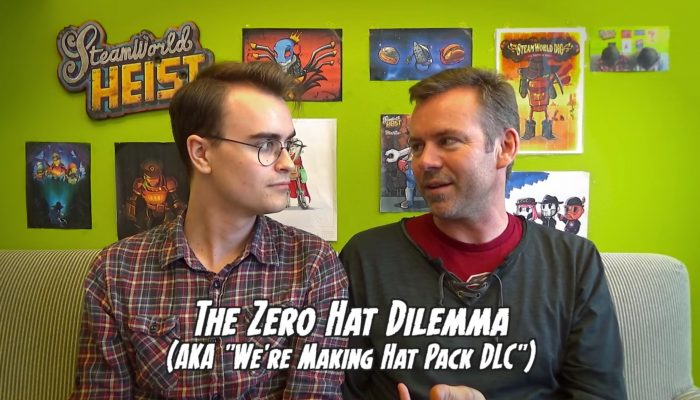 SteamWorld Heist – Design Hats for SteamWorld Heist!