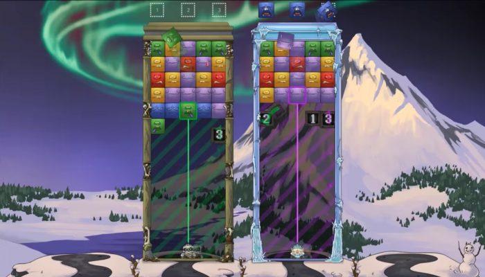 Tumblestone – Nintendo eShop Trailer