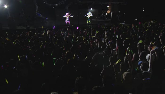 Splatoon – Concert des Calamazones à la Japan Expo 2016