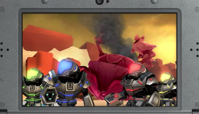 Metroid Prime: Federation Force – Mission Briefing