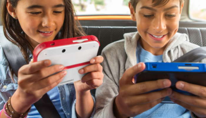 NoE: 'Add some sunshine to your child's summer with Nintendo 3DS'