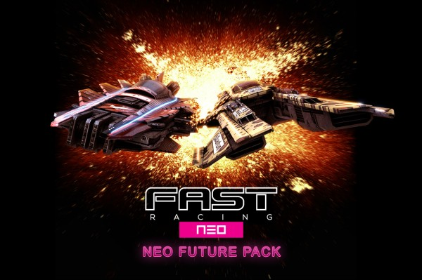 Nintendo eShop Selects FAST Racing Neo Future Pack
