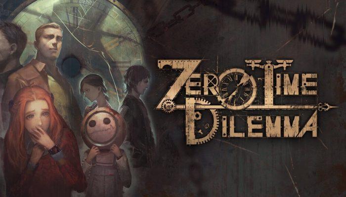 Zero Escape Zero Time Dilemma is now available on the 3DS eShop