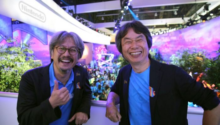 NoE: 'Miss E3? Catch up on all of Nintendo's coverage in our wrap-up news!'