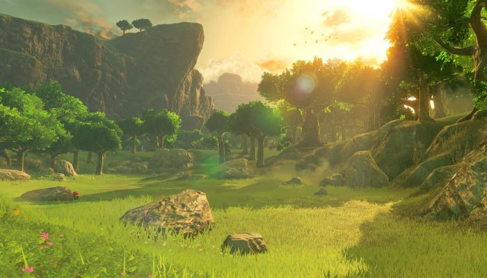 Breath of the Wild wins E3 Best of Show from the Game Critics Awards