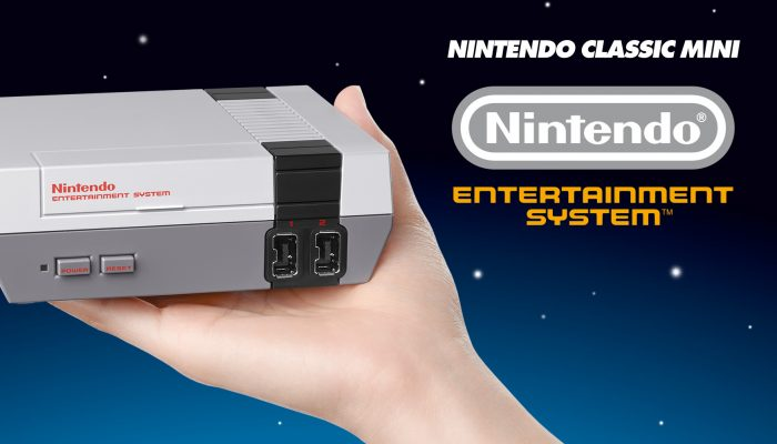 NoE: 'Nintendo Classic Mini: Nintendo Entertainment System launches 11th November and includes 30 classic NES games'