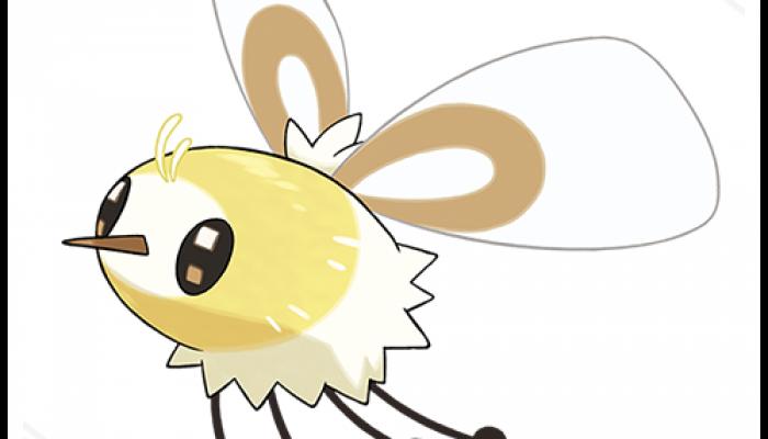 Pokémon Sun & Moon – Cutiefly