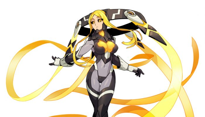 Inti Creates: 'Introducing Three New Azure Striker Gunvolt 2 Characters From Eden's 'The Seven""