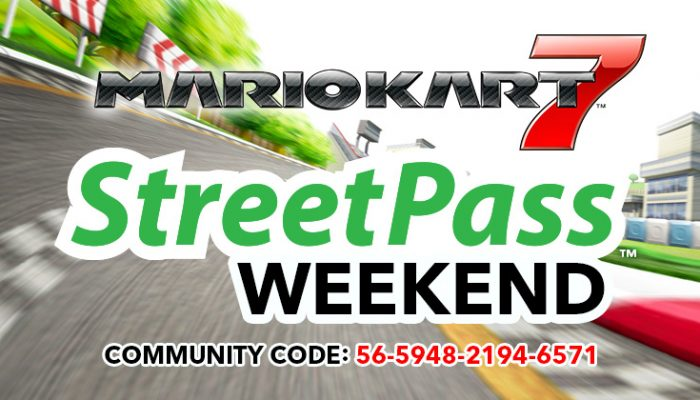 NoA: 'National StreetPass Weekend: Summer Edition'