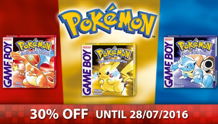 NoE: 'Become the ultimate Pokémon Trainer with a Pokémon Summer Nintendo eShop sale for Nintendo 3DS family systems'