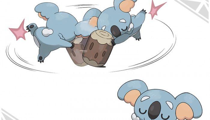 Pokémon Sun & Moon – Komala