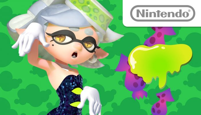 Splatoon – Marie Solo Music Video (Tide Goes Out)