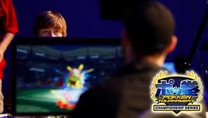 Pokémon: 'Pokkén Tournament Stars Shine Bright in Columbus'