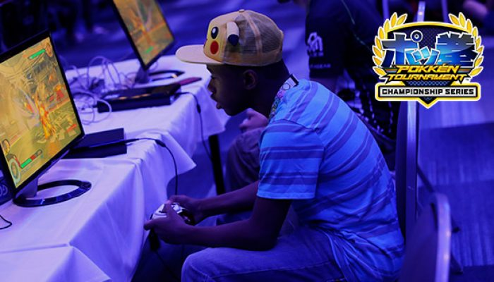 Pokémon: 'Pokkén Tournament Joins the Fight at Nationals'