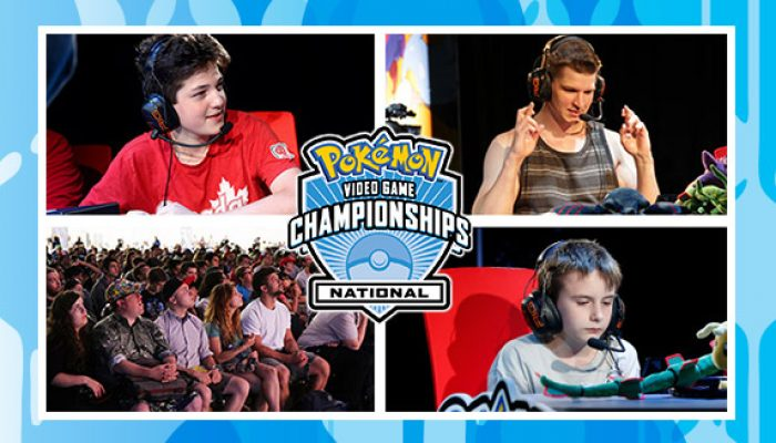 Pokémon: 'The 2016 US Video Game National Championships Are Complete'