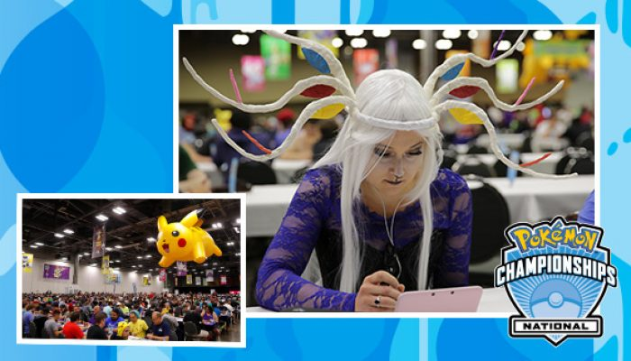 Pokémon: 'Video Game Nationals Day One Wrap-Up'