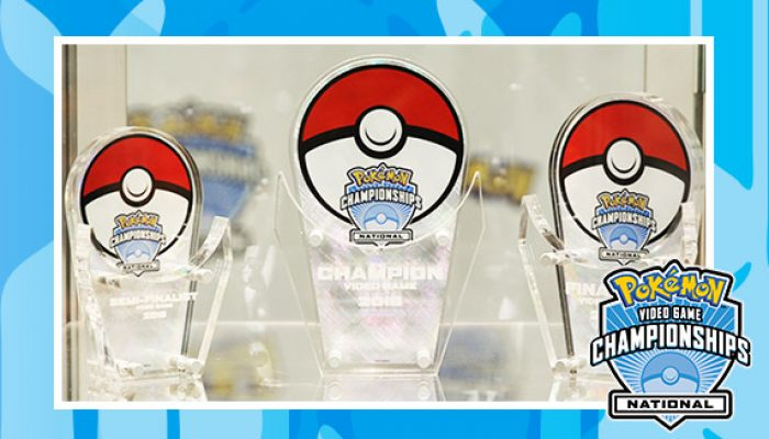 Pokémon: 'Pokémon Video Game Champions Crowned'