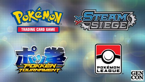 Pokémon Gen Con 2016