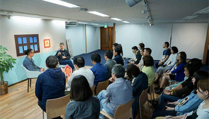 Miitomo's Potential! A Yoshio Sakamoto and Shigesato Itoi Interview Part 1