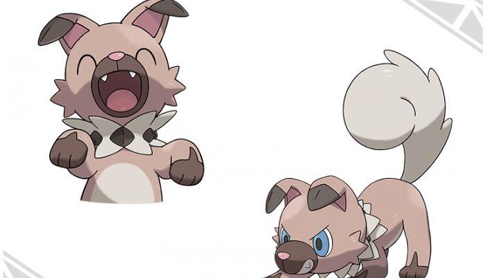 Pokémon Sun & Moon – Rockruff