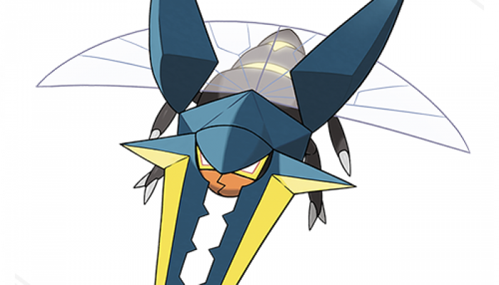 Pokémon Sun & Moon – Vikavolt
