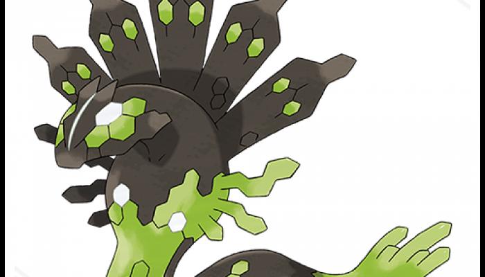 Pokémon Sun & Moon – Zygarde 50% Forme